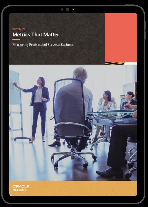 NetSuite Metrics that Matter